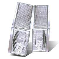 Cg Chevy Blazer/c/k C10/suburban 92-94 Corner Lights Euro 6 Pcss on sale