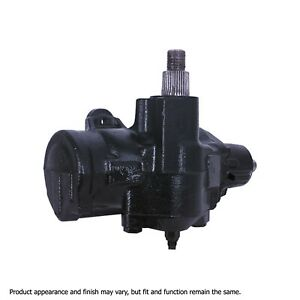 27 6556 A1 Cardone Steering Gear P//N:27 6556