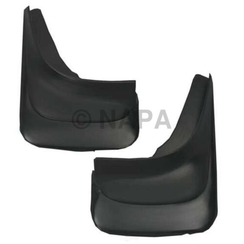 left /& Right - Plastic Mud Flap 1 pair Semi-custom Mud Flap NAPA 7302262