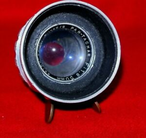 Astro-Berlin-50mm-f1-8-Pan-Tachar-Lens-Head-As-Is-Rear-Element-Missing