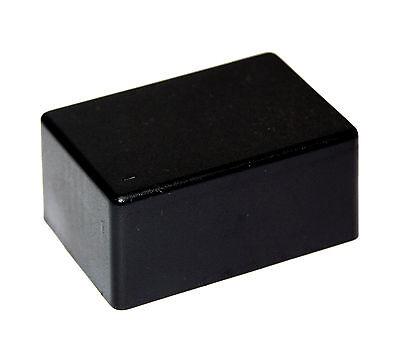 1pc ABS Plastic Box Case Enclosure PS4 151x88x50mm LxWxH Aluminum Base Black