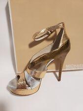 9d5741baaef7 item 3 Michael Kors LEIGHTON ANKLE STRAP Rose Gold Sandals 10.M -Michael  Kors LEIGHTON ANKLE STRAP Rose Gold Sandals 10.M