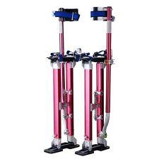 Pentagon Tool Professional 18-30 Red Drywall Stilts Highest Quality Stilts NEW