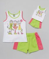 Dollie & Me 5 6 7 8 10 And 18 Doll Matching Outfit Clothes Fits American Girl