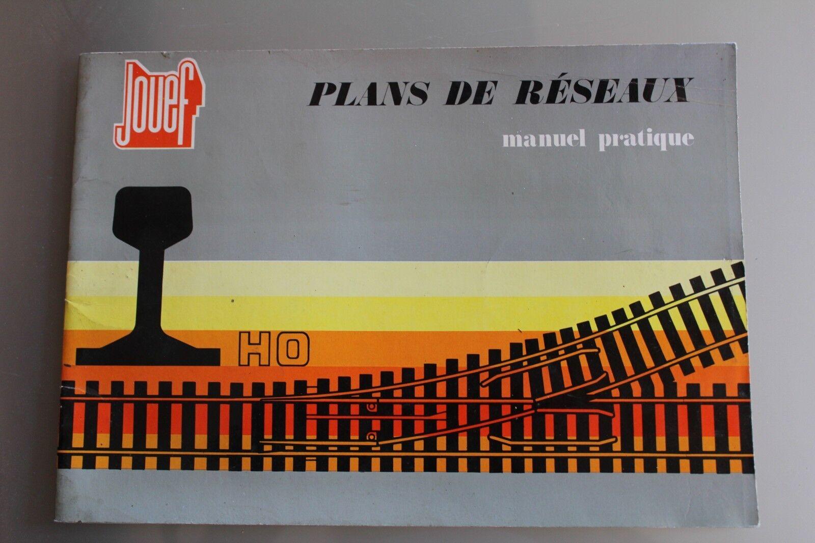Jouef Katalog Plan Netze Ho 32 Pages