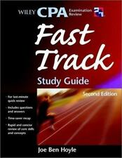 Wiley CPA Examination Review Fast Track Study Guide-ExLibrary