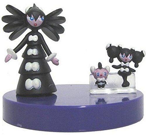 Raikou Pokemon Diamond /& Pearl #14 Mini Gashapon Display Figure