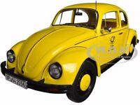 1979 Volkswagen Beetle 1200 Deutsche Bundespost 1/18 Car By Minichamps 150057195