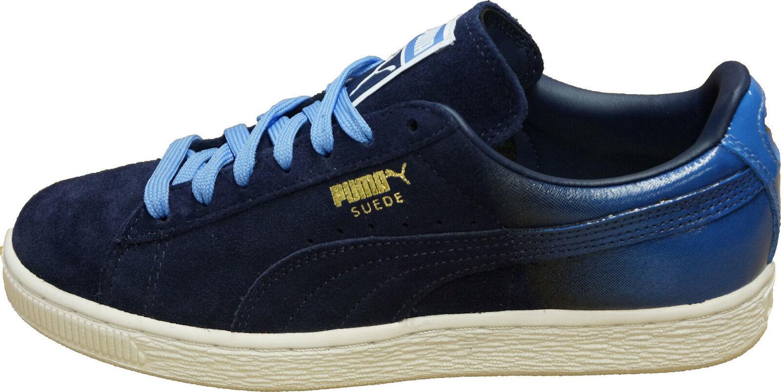 Puma - scamosciato classico + macchia donne edizione limitata - Puma giacca blu marina bianchi 1d5fbf