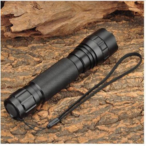 NEWEST UltraFire WF-501B Cree XM-L2 U3 LED 1200LM Single Mode Flashlight Torch
