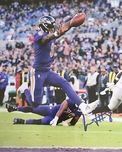Lamar-Jackson-Autographed-Signed-8x10-Photo-Ravens-REPRINT