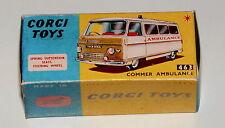 Reprobox Corgi Toys Nr. 463 - Commer Ambulance