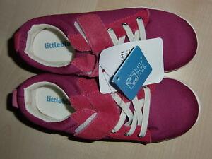 Little Blue Lamb, Sneakers, Gr. 28, pink, Canvas u. Leder, neu im Karton