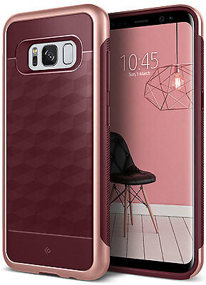Samsung Galaxy S8 S8 Plus Caseology [PARALLAX] Shockproof Slim Bumper Case Cover