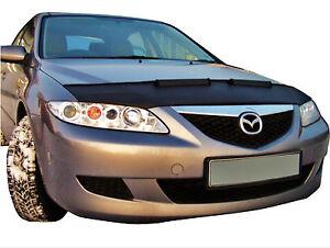 Haubenbra-fuer-Mazda-6-1-Generation-Car-Bra-Steinschlagschutz-Tuning-amp-Styling