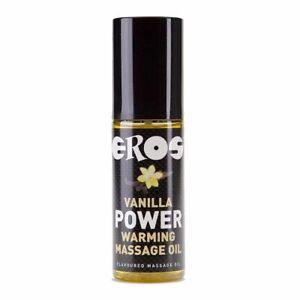 EROS Vanilla Power Warming Massage Oil 100 ml German Made
