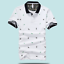 en-039-s-Slim-Fit-Short-Sleeve-Cotton-Shirt-T-shirt-Casual-Tops-Blous thumbnail 1