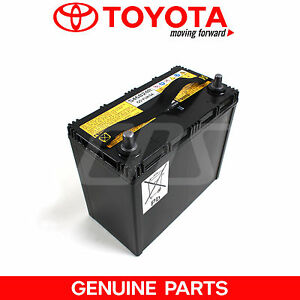 04-11-Toyota-PRIUS-Hybrid-1-5L-1-8L-OEM-Genuine-REGULAR-Battery-28800-21171