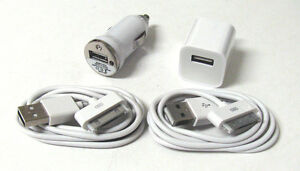 USB-AC-Home-Wall-Car-Charger-2-x-Data-Cable-for-iPod-Touch-iPhone-2G-3G-3GS-4S