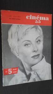 Rivista-per-Lettera-Cinema-N-5-Avril-1955-ABE