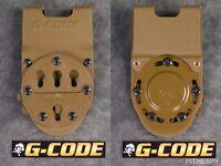G-code Rti Holster Optimal Drop Mounting Platform Adapter Coyote / Green