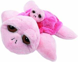 Suki-Schildkroete-mit-Baby-rosa-Groesse-M-ca-25cm