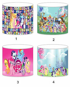Image Is Loading My Little Pony Dash Childrens Lampshades Ceiling Light