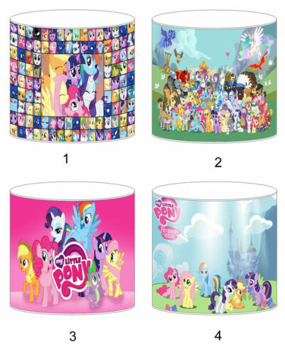 My Little Pony Dash Childrens Lampshades Ceiling Light Table Bedding Curtains