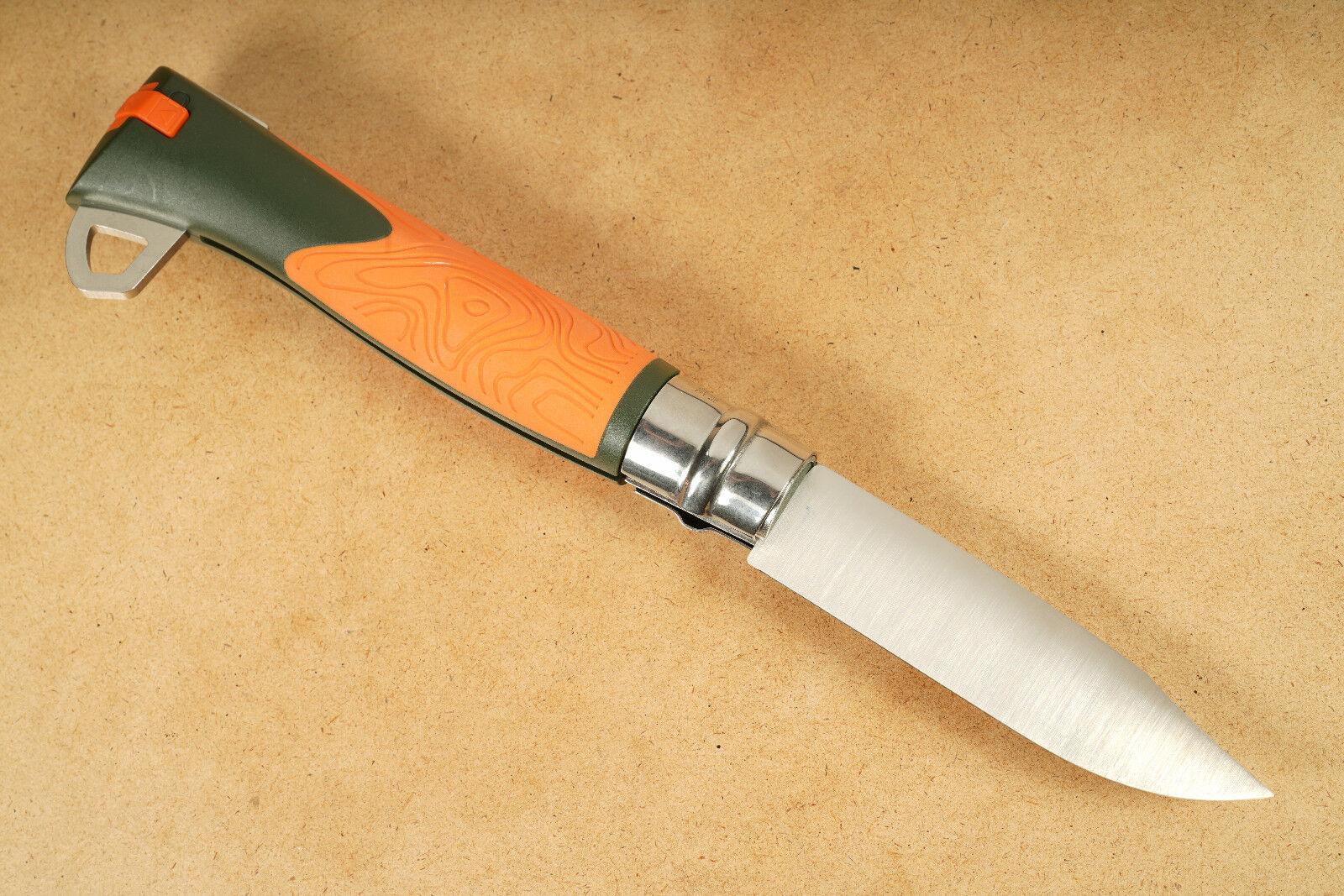 Opinel Taschenmesser Nr. 12 Explore Orange Outdoor Survival Sicherheitsmesser Sicherheitsmesser Sicherheitsmesser  | Für Ihre Wahl  9616dc