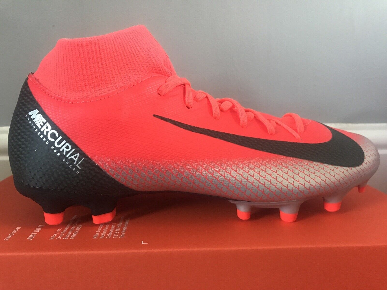 Ronaldo CR7 Boots Clothing Gear. Nike nz