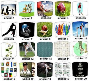 Lampshades-Ideal-To-Match-Test-Cricket-Duvet-Cricket-Wall-Murals-Cricket-Cushion