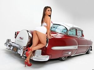 Sexy lowrider models