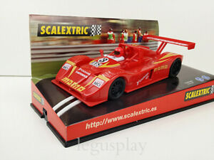 Slot-Car-Scx-Scalextric-6003-Ferrari-333-Sp-034-Momo-034-3
