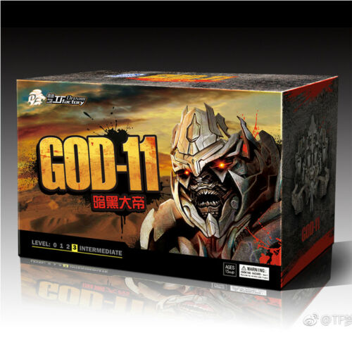 IF Dream Studio GOD-11 GOD11 Megatron Movie Action Figure New Robot Toy INSTOCK