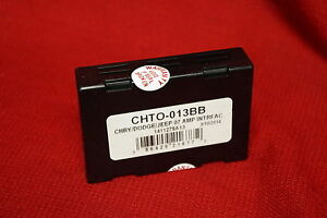 AXXESS-CHTO-013BB-MODULE-ONLY-For-Select-Chrysler-2004-up-Light-Use-U8