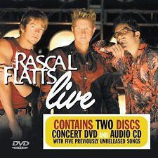 RASCAL FLATTS - LIVE (NEW DVD)