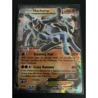 Click here for more details on Machamp EX 37/98 :: Ancient...