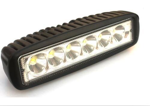 Set of 2 Marine Spreader light LED Deck//Mast light for boat 18W 12v-30v DC