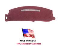 Chevy Tahoe 1997-1999 Burgundy Carpet Dash Cover Dash Board Mat Ch75-10.5