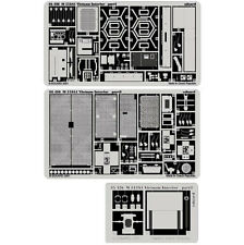 EDUARD 1/35 PE DETAIL SET for ACADEMY VIETNAM M113A1 #1389 - INTERIOR ONLY