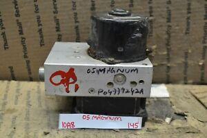 2005-Dodge-Magnum-300-ABS-Pump-Control-OEM-P04779242AI-Module-145-10A8