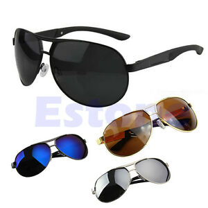 Men-Polarized-Sunglasses-Aviator-Driving-Outdoor-Sports-Eyewear-Sun-Glasses