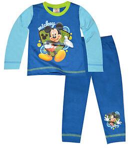 a4b2eb433b La imagen se está cargando Para-Ninos-Disney-Mickey-Mouse-Pijamas-Algodon- Pijama-