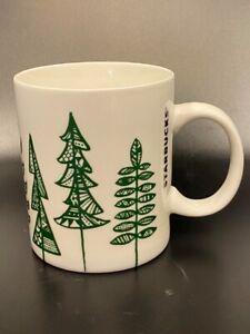Starbucks-2015-Holiday-Christmas-Tree-Coffee-Mug-12-fl-oz