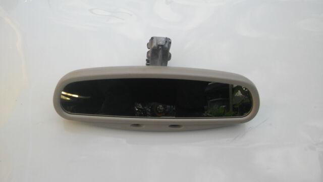 CITROEN C4 GRAND PICASSO 2.0HDI 08 REAR VIEW MIRROR AUTO DIMMING 96834998BJ