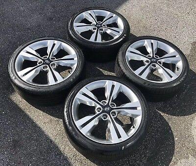 Kerb Damage Scuff Scrape Silver Alloy Wheel Repair Kit for Hyundai Veloster
