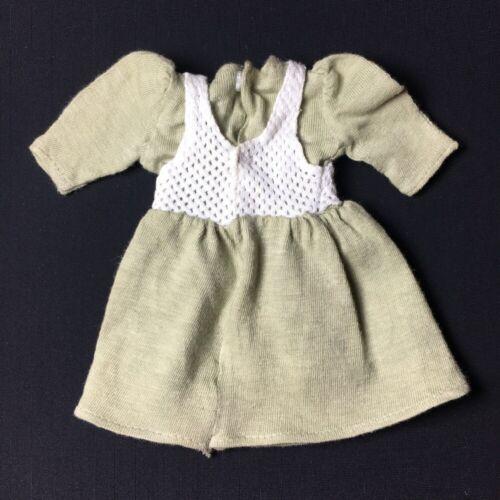 "Sindy moderna Miss Dress 1984 Cachi Bianco Mesh PEDIGREE 43015 Fit 12/"" Bambola 1:6"