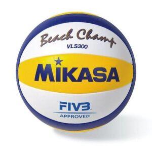 Mikasa VLS300 FIVB Beach Champ Game Ball  7349da9557f4f