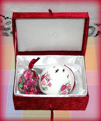 Potpourri Box Ceramic Baun Brothers Formalities Vintage
