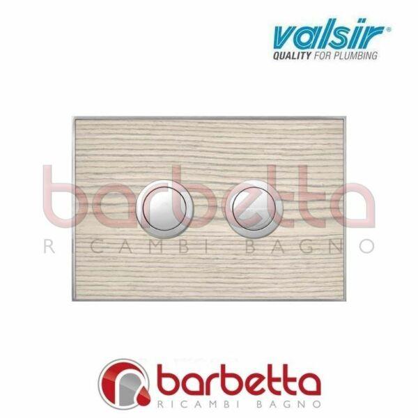 Sweet-Tempered Placca Pneumatica Wood Rovere Sbiancato 245x165 Con Pulsanti Tondi In Finitura C Uitgebreide Selectie;